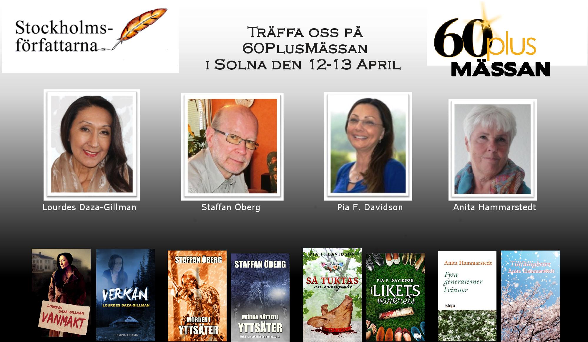 60plusmässan_Våra böcker