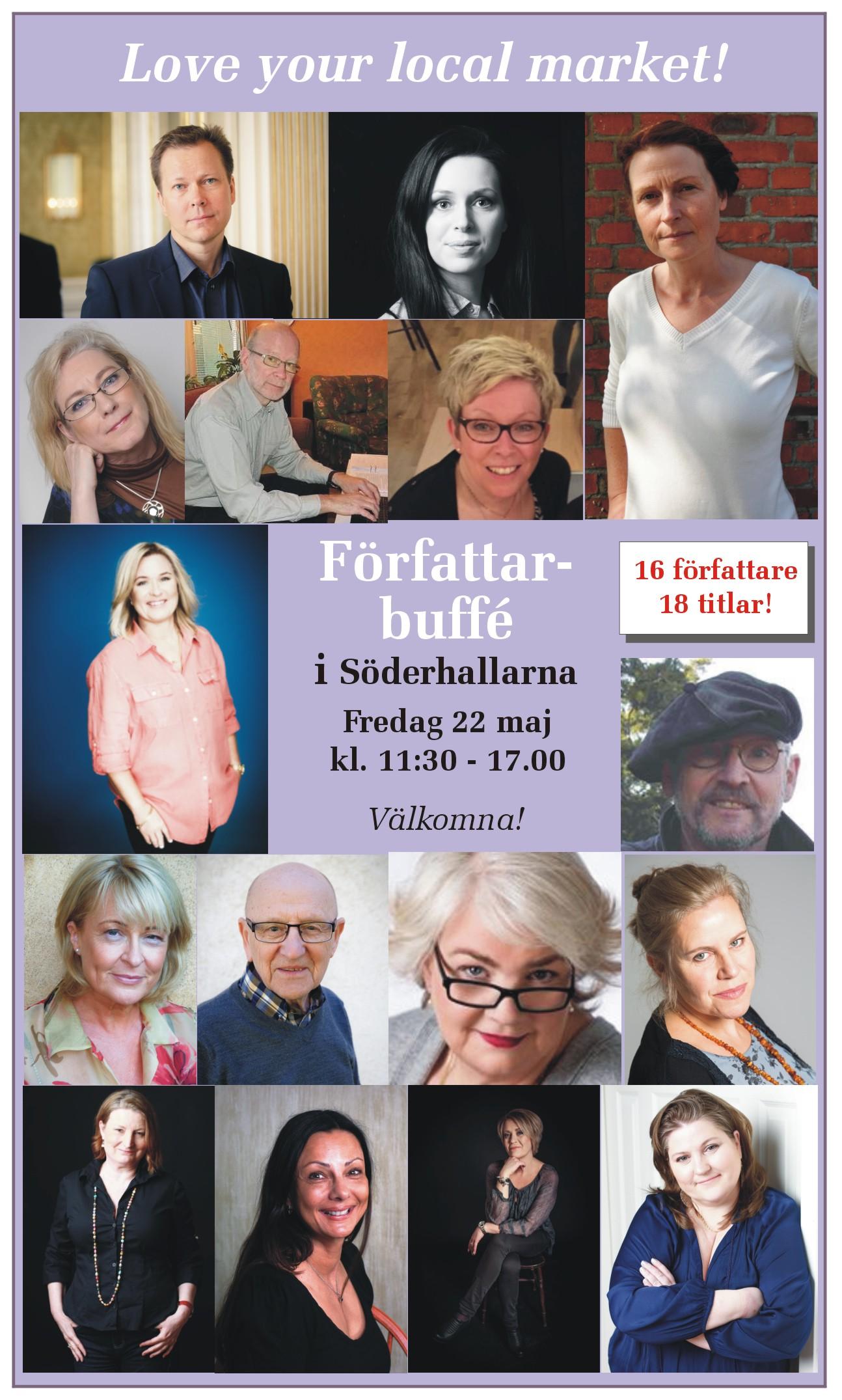 Författarbuffé_Söderhallarna